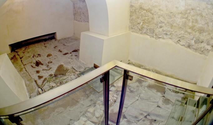 Area Archeologica del Palazzo Montivecchi a Padova