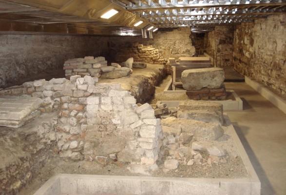 Area archeologica del Palazzo della Ragione a Padova