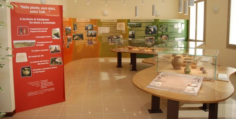 Museo Archeologico Naturalistico dei Colli Euganei a Galzignano Terme