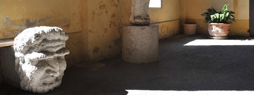 Museo Lapidario Greco Romano a Piazzola sul Brenta