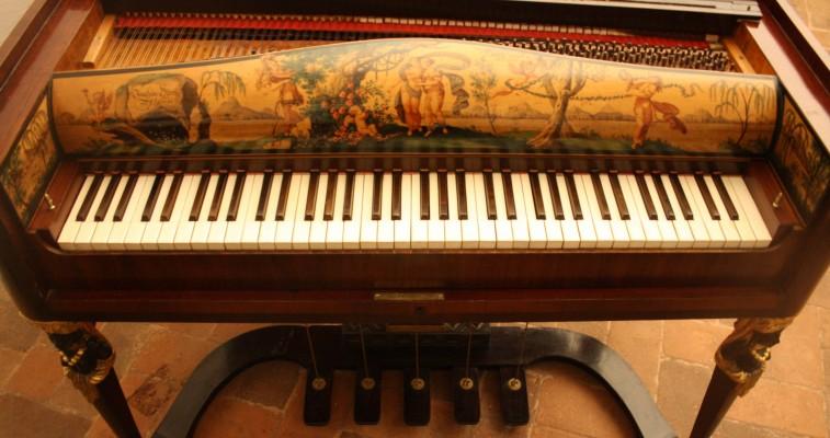 Museo dei Pianoforti Antichi Arquà Petrarca