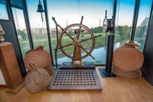 Museo della Navigazione Fluviale a Battaglia Terme