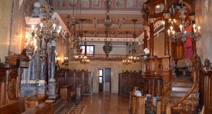 Museo della Padova Ebraica a Padova