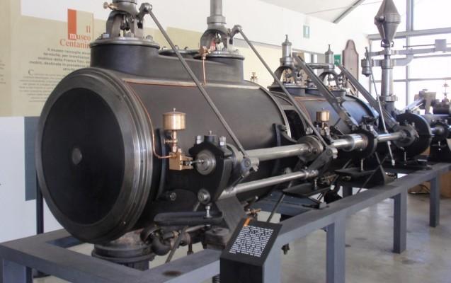 Museo delle Macchine Termiche Orazio e Giulia Centanin a Monselice