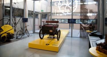 Museo di Macchine Enrico Bernardi a Padova