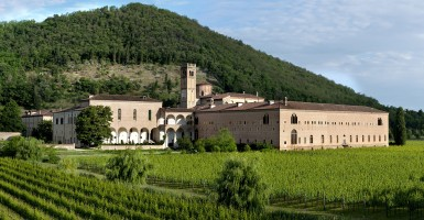 Abbey of Praglia at Teolo