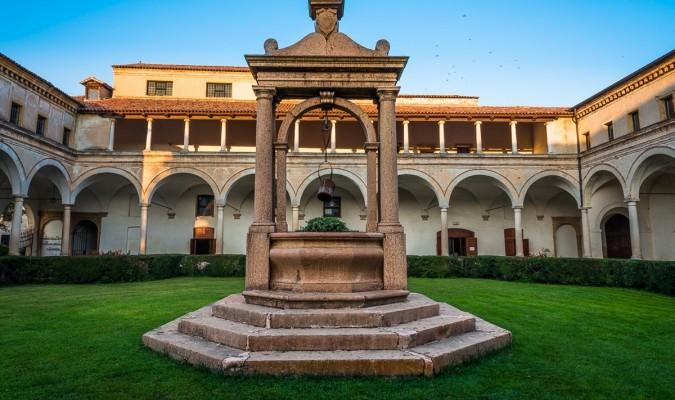 Abbazia di Santa Maria delle Carceri a Carceri