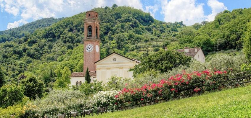 Church of Saint Martin at Luvigliano