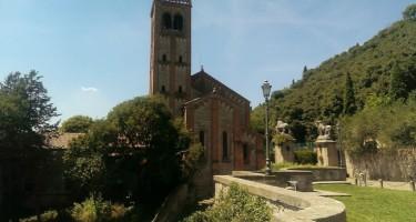Kirche Sankt Giustina von Monselice