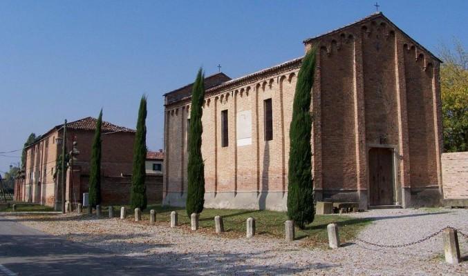 Chiesa di Santa Margherita a Casale di Scodosia