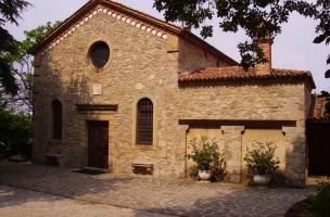 Santuaire de le Monte della Madonna de Teolo