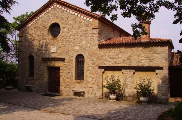 Santuario del Monte della Madonna a Teolo