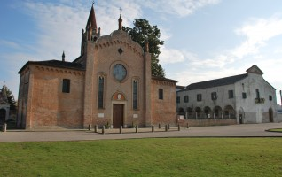 Sanctuary of Saint Mary of Tresto at Ospedaletto Euganeo