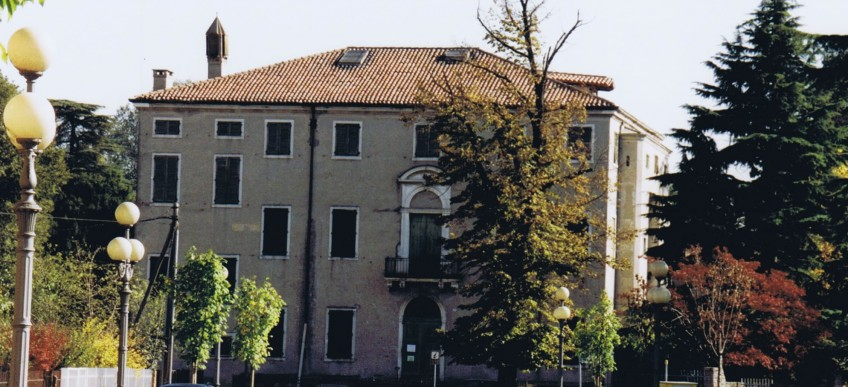 Villa Maldura a Pernumia