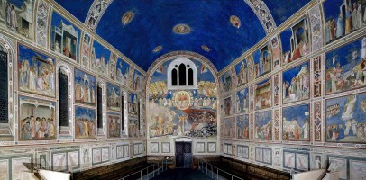 Scrovegni Chapel at Padua