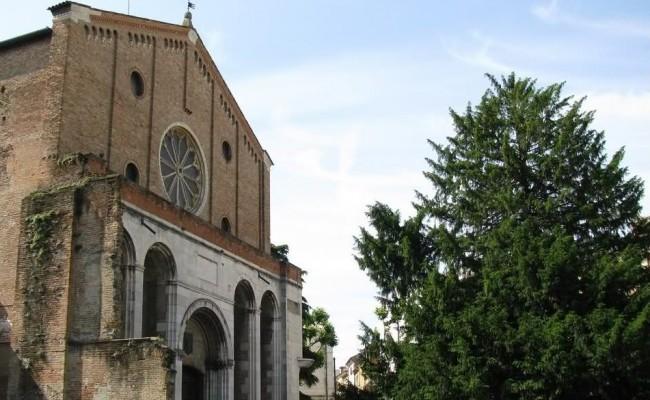 Chiesa degli Eremitani a Padova