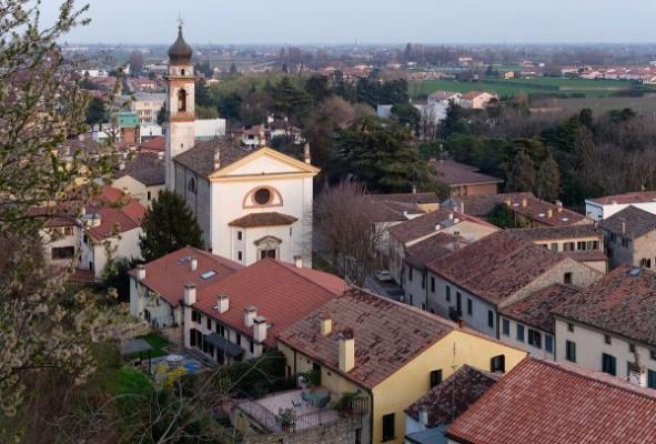 Chiesa di San Martino in Valle a Monselice