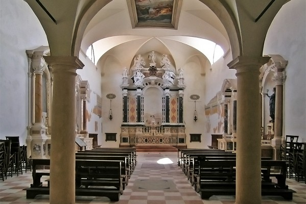 Chiesa di Santa Caterina a Padova