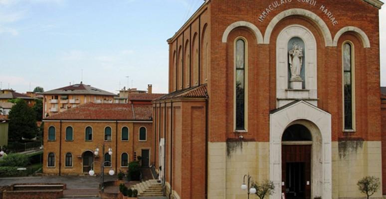 Santuario della Madonna Pellegrina a Padova