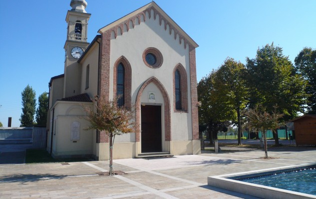 Chiesa di San Bartolomeo Apostolo ad Abano Terme