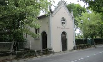 Oratorio della Beata Vergine della Salute ad Abano Terme