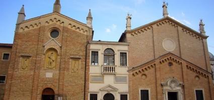 Oratorium des Sankt Georg von Padua