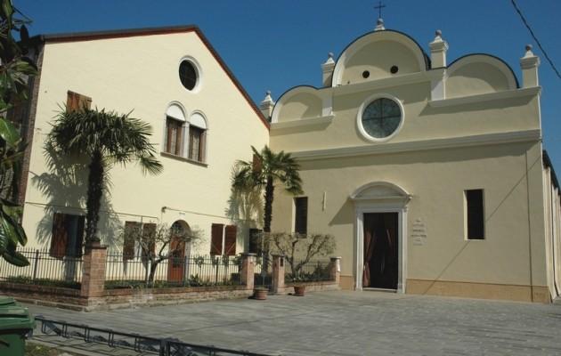 Santuario della Beata Vergine della Misericordia a Terrassa Padovana