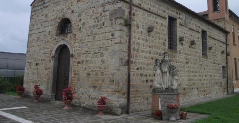 Chiesa di San Benedetto delle Selve a Teolo