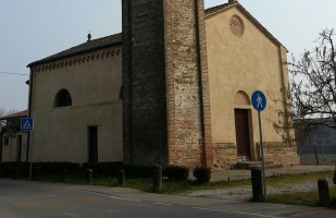 Church of Saint Martin at Ronchi del Volo
