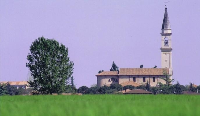 Chiesa di Santa Giustina a Pernumia