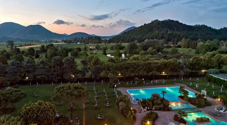Termae of Galzignano Golf Club at Galzignano Terme