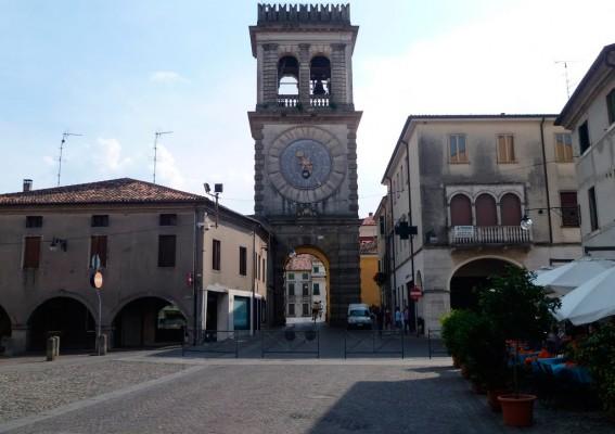 Torre Civica di Porta Vecchia a Este