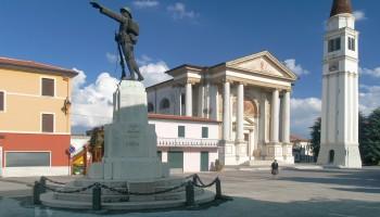 Chiesa di Sant'Andrea Apostolo a Tombolo