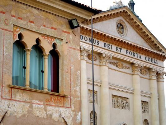 Dôme de Saint Prosdocimo et Saint Donato de Cittadella