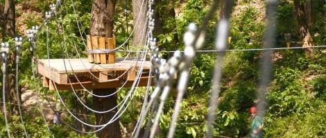 Abenteuerpark Le Fiorine von Teolo