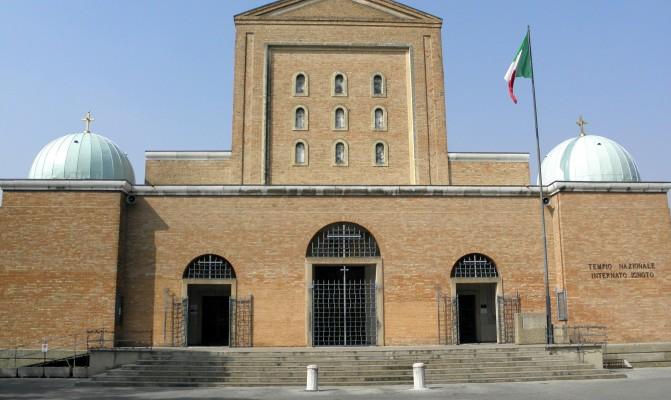 Tempio Nazionale dell'Internato Ignoto a Padova