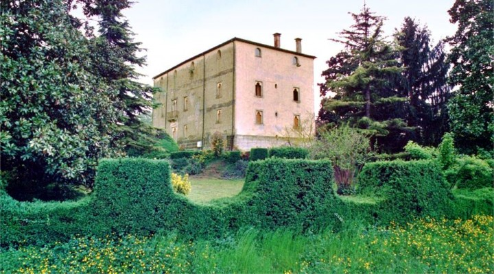 Castle of Da Peraga at Vigonza