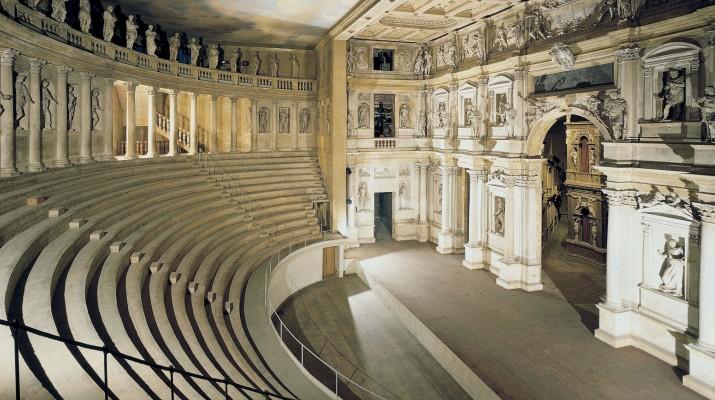 Ciclo di Spettacoli Classici al Teatro Olimpico di Vicenza