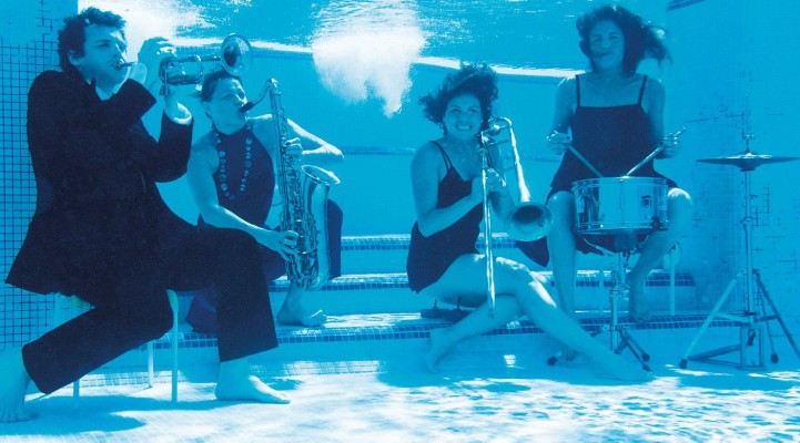 Jazz by the pool a montegrotto terme thermae abano - Piscine abano terme aperte al pubblico ...