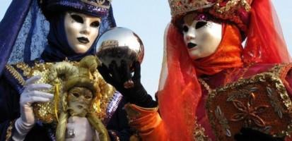 La Maschera alle Terme di Abano