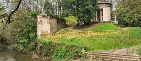 Park Treves von Padua