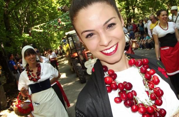 Festa dea Sarésa a Vo' Euganeo