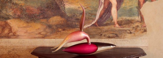 Mostra - Glass - Arte del Vetro oggi - a Villa dei Vescovi a Luvigliano di Torreglia