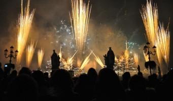 Capodanno in Prato della Valle a Padova