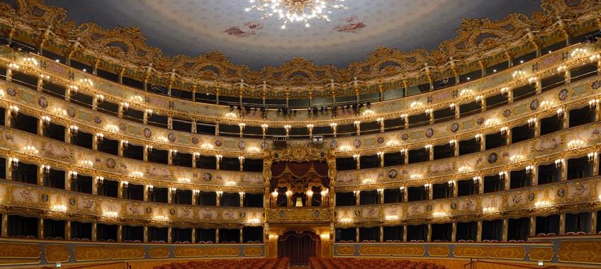 Gran Teatro La Fenice a Venezia