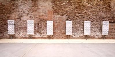 Mostra Accrochage a Punta della Dogana a Venezia