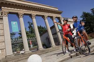 Biciclettando per Abano