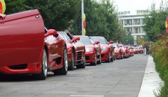 Festa Ferrari alle Terme